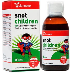 Plannatur Snot Children 250ml