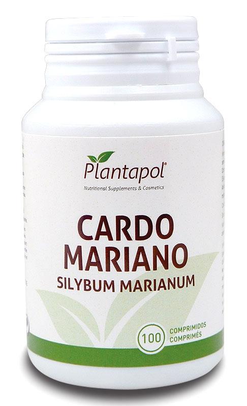 Plantapol Cardo Mariano 440mg 100 comprimidos