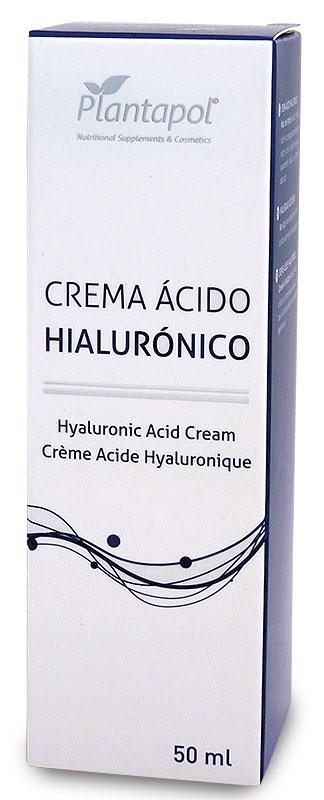 Plantapol Crema Acido Hialurónico 50ml