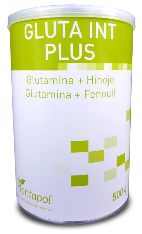 Plantapol Gluta Int Plus Polvo 500gr