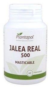 Plantapol Jalea Real 565mg 60 comprimidos masticables