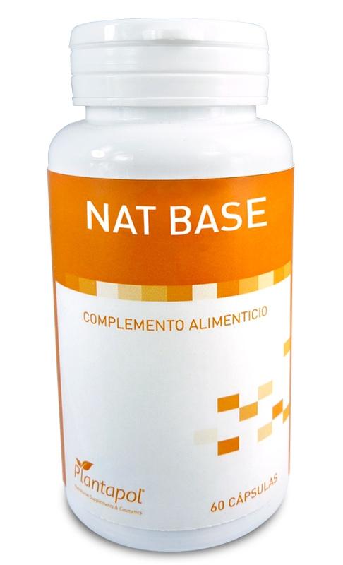 Plantapol Nat-Base 60 cápsulas