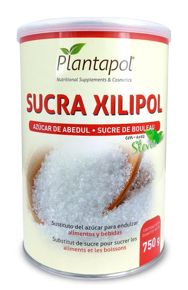 Plantapol Sucrapol con Stevia 750gr
