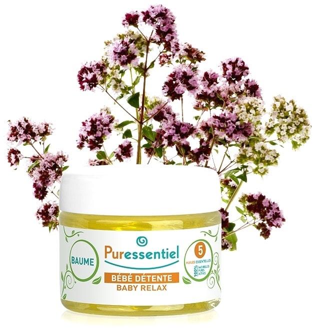 Puressentiel Bálsamo Relajante Bebé 5 Aceites Esenciales 30ml