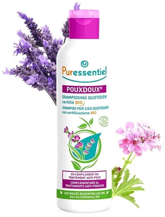 Puressentiel Champú PouxDoux Bio uso diario 200ml