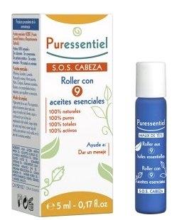 Puressentiel Roller SOS Cabeza 5ml