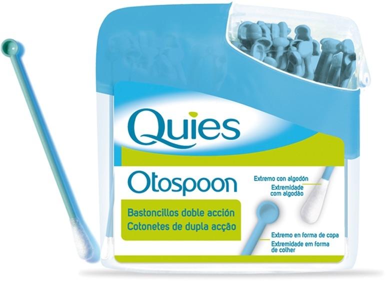 Quies Otospoon Bastoncillos para los oidos 100ud