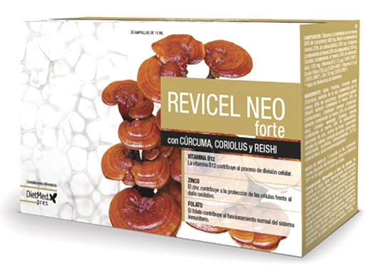 Dietmed Revicel Neo 30 ampollas
