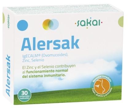 Sakai Alersak 30 comprimidos