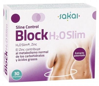 Sakai Sline Control Block H2O Slim 30 comprimidos