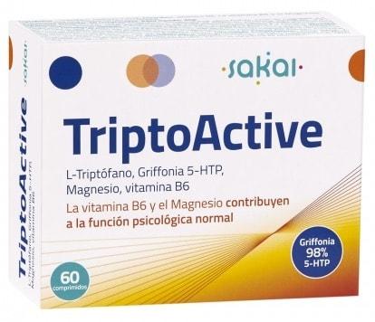 Sakai Triptoactive 60 comprimidos