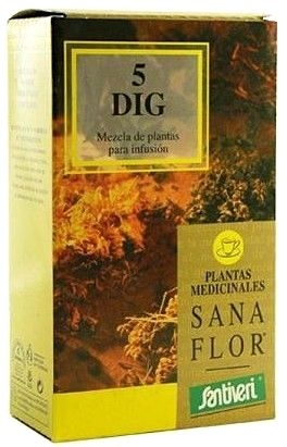 Santiveri Caja Dig Digestivo Sanaflor 70gr