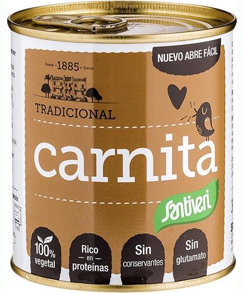 Santiveri Carnita Vegetal 300gr