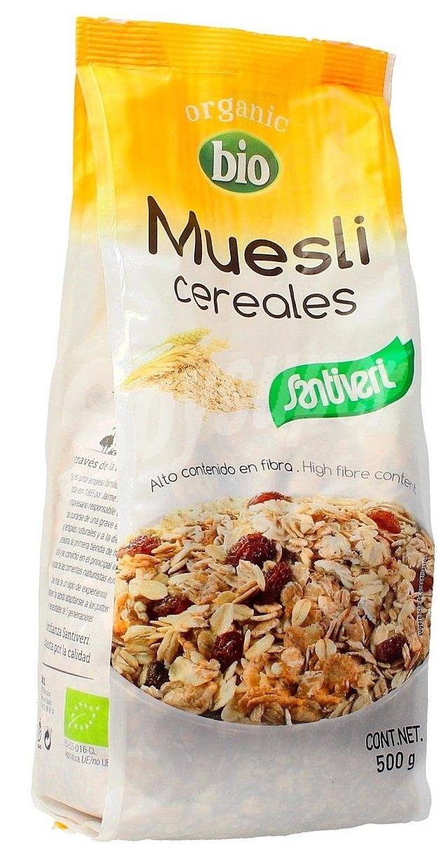 Santiveri Muesli Cereales Bio 500gr