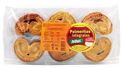 Santiveri Palmeras Integrales Sin Azúcar 150gr