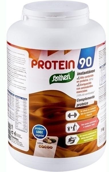Santiveri Protein 90 sabor Cacao 1kg