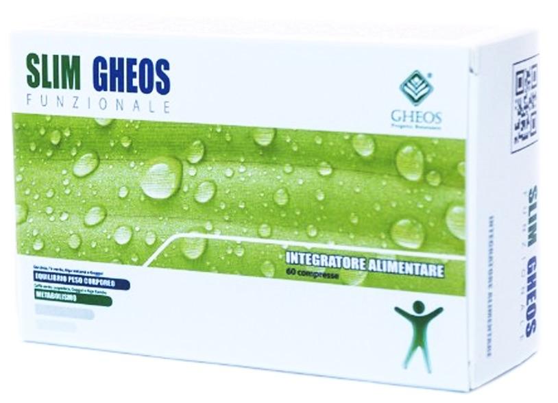 Gheos Slim 60 comprimidos