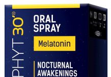 somniphyt-30-spray-bucal-melatonina