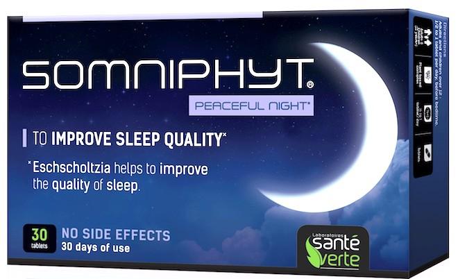 Sante Verte Somniphyt Buenas Noches 30 comprimidos