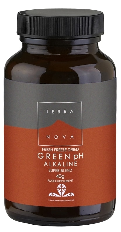 Terranova Green pH (Súper mezcla alcalina) 40gr