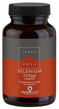 Terranova Selenium Complex 50 cápsulas