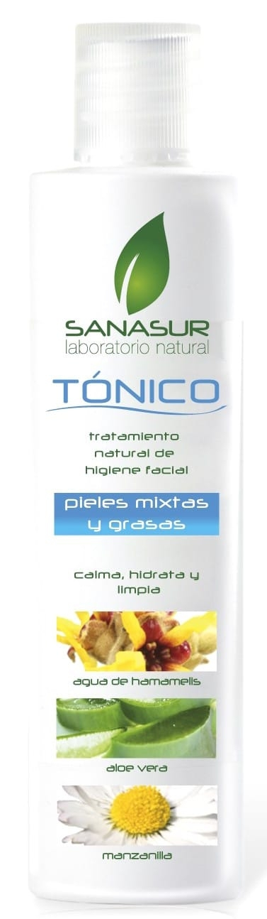 Sanasur Tónico Pieles Mixtas-Grasas 200ml