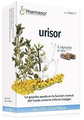 Pharmasor Urisor 30 cápsulas