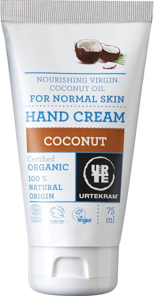 Urtekram Crema de Manos Coco 100% Natural 75ml