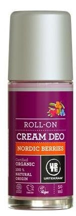 Urtekram Desodorante Frutos Nórdicos Roll-On 50ml