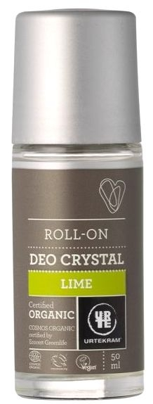 Urtekram Desodorante Lima Roll-On 50ml