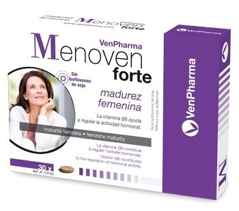 Vendrell Menoven Forte 30 comprimidos