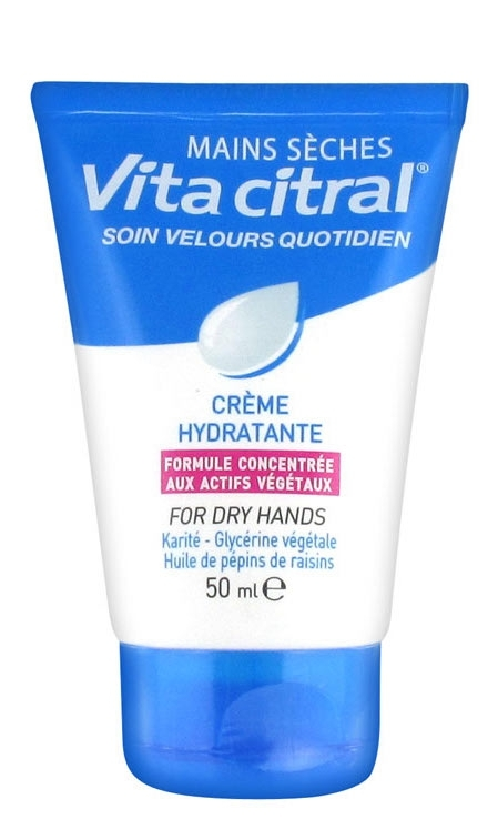 Vita Citral Cuidados Manos Terciopelo 50ml