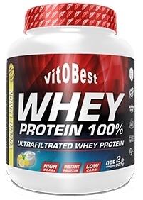 VitOBest Whey Protein 100% Chocolate 2Lb