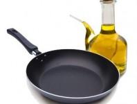 Freír los alimentos con aceite de oliva: ventajas y desventajas