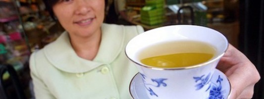 Las bebedoras de té verde muestran un menor riesgo de cáncer