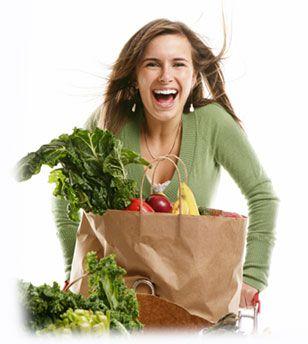Una alimentación sana y su relación con la buena salud