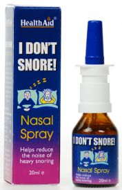 Health Aid I Dont Snore 20ml