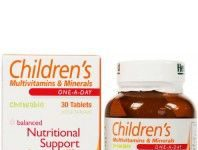 Health Aid Children´s Mulvitamins 30 comprimidos