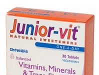 Health Aid Junior-Vit  30 comprimidos