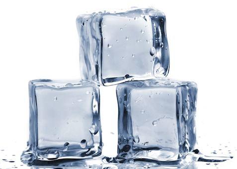Masajes de hielo para dolores de espalda crónicos